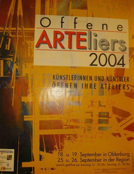 Offene ARTEliers 2004