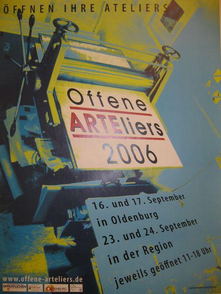 Offene ARTEliers 2006