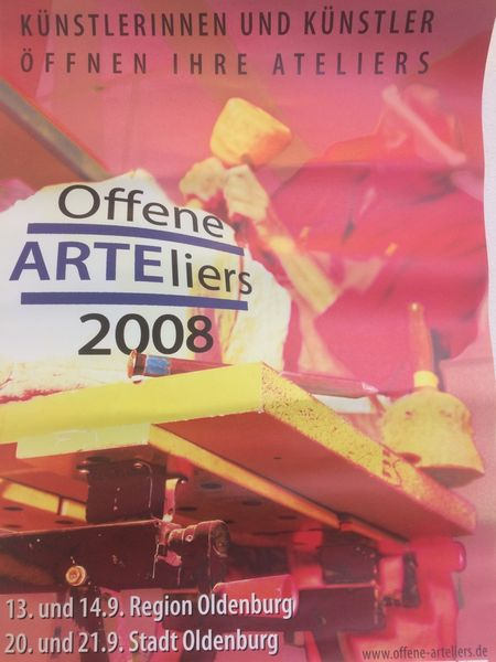 Offene ARTEliers 2008