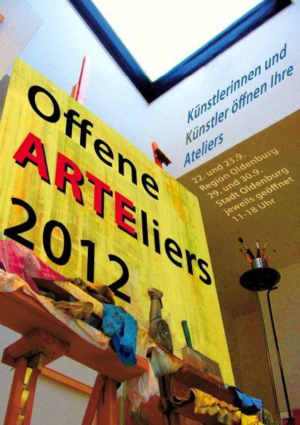 Offene ARTEliers 2012