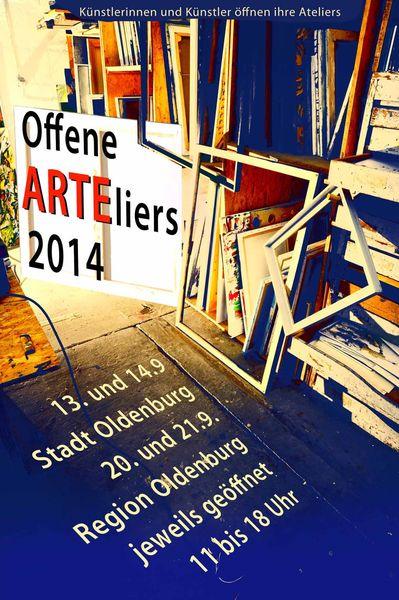 Offene ARTEliers 2014