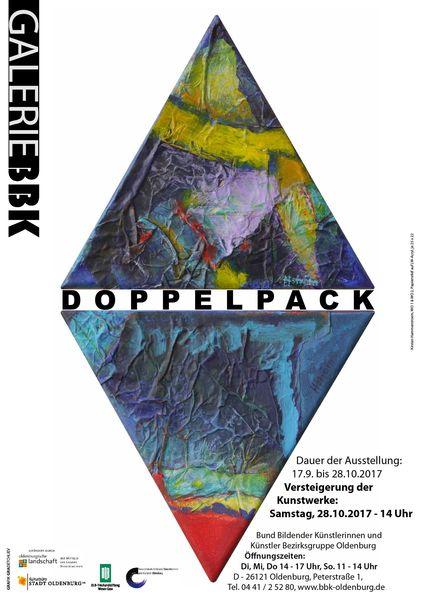 Ausstellung BBK 70 Jahre -Doppelpack-