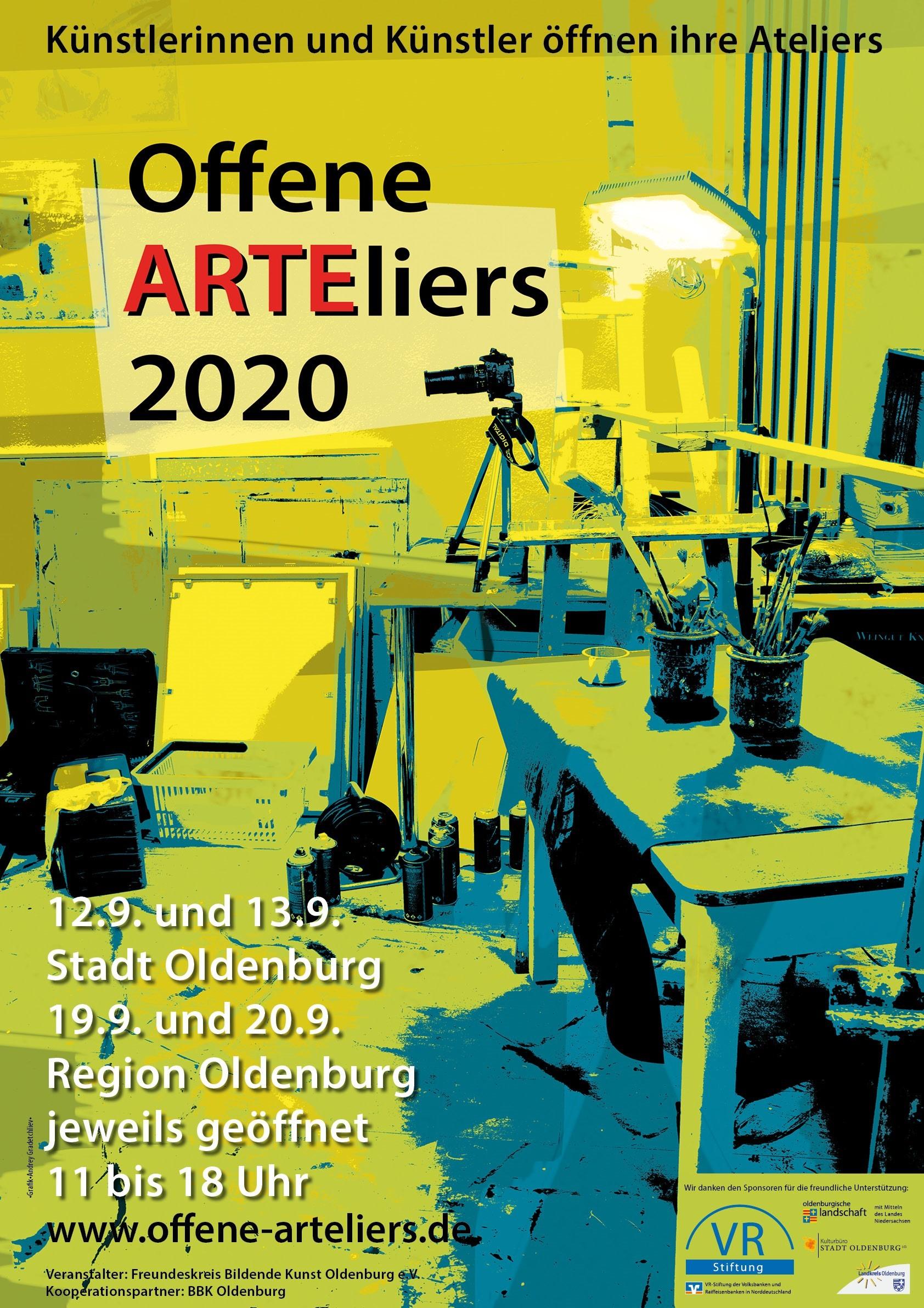 Offene ARTEliers 2020